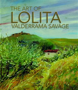 The Art of Lolita Valderrama Savage